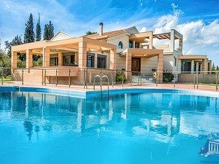 Villa in Zakynthos : Kalamaki Area Villa Gelasia