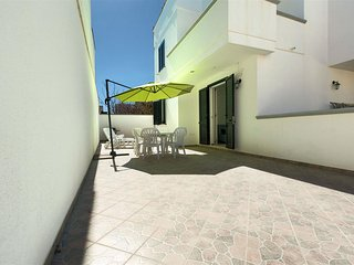 326 Ground Floor Apartment at 50 Meters from the Beach in Lido Marin, Lido Marini