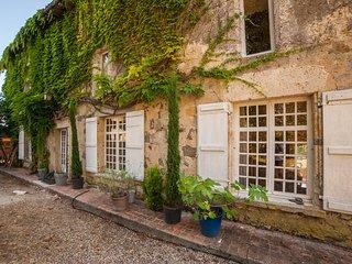 """chambre d'hôtes en Gascogne """"La chambre du Chevalier"""", Frechou"""