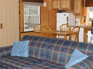 Located at Base of Powderhorn Mtn in the Western Upper Peninsula, A Charming Home with Large Outdoor Sauna & Allows Dogs