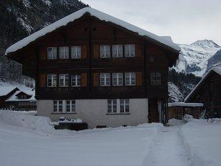 'Auf dem Grund - Burglauenen'  2½ - Zimmer-Ferienwohnung