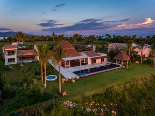 Stunning NEW 7 Bedroom Estate on the Pacific Ocean, Punta de Mita