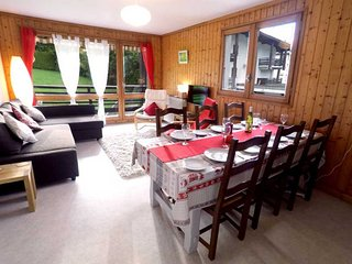 72m2 Ski/Sun apartment for 4-6, 200m from ski lift