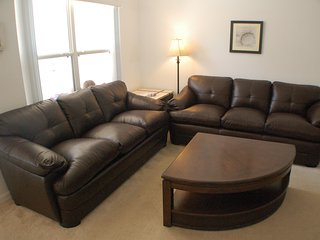 New sofa in living room