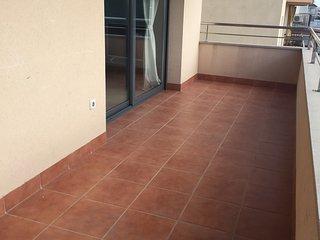 Nice apartment near the beach 40 min to Barcelona, Cunit
