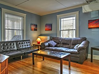 NEW! 3BR Portland Apartment-Near Old Port District