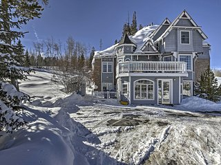 NEW! 9BR Winter Park Villa - 2 Miles to Skiing!