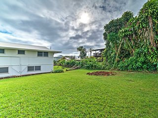 NEW! 'Wainaku Hale' 1BR Hilo House w/ Ocean View!