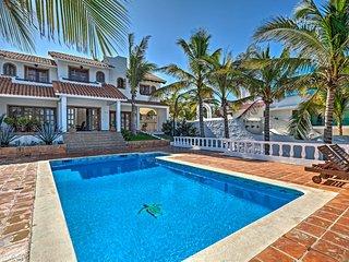 NEW! 4BR Punta Negra Home w/Pool & Ocean View!