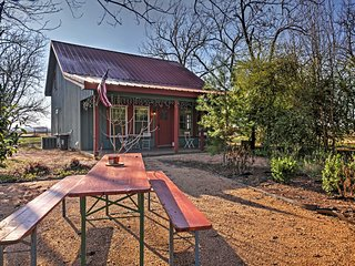 NEW! 'The Bird House' Maxwell 3BR on 6-Acre Orchard