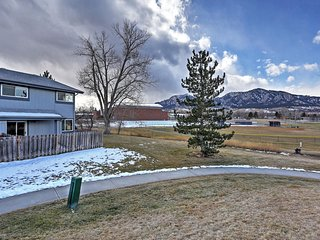 NEW! 2BR Boulder Townhome w/Mountain Views!