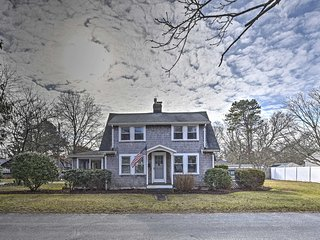 NEW! 4BR West Yarmouth House - Walk to Beach!