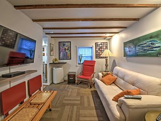 NEW! Cozy 1BR Asheville Cottage w/Private Deck!