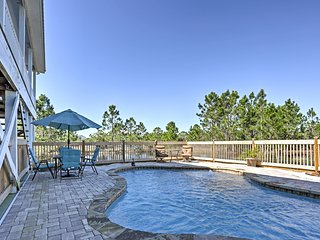 NEW! 4BR Gulf Shores House w/Private Pool & Beach!, Gasque