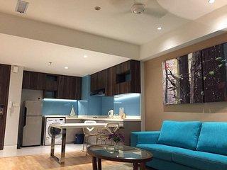 KL City New D'Majestic 1BR NOLIMIT WIFI 1702吉隆坡一房公寓