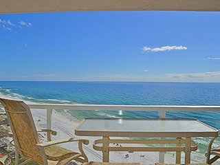 BEACHSIDE II 4342! Best views from 2 beachfront balconies~directly on beach