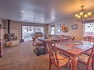 Cozy Incline Village Townhome: 2mi to Diamond Peak