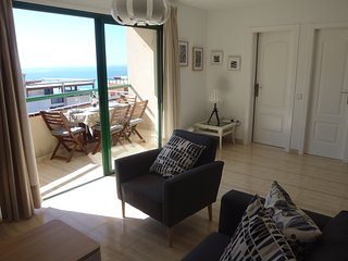 Buenavista Apartment, 2 bedrooms, near the beach, Wifi, terrace, very sunny