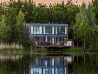 Warrens Cross Lake View Lakes by Yoo 3 bed sleeps 6 south facing/ spa acess, Cirencester