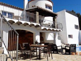 Magifique villa a la costa Brava avec vue spectaculaire sur mer et montagne
