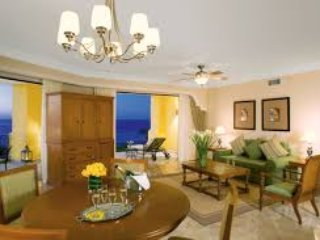 Penthouse suit at Dreams Los Cabos Suites Golf Resort & Spa