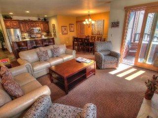 Living Room View 2 - Plush brand new furniture!
