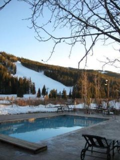 Pool - Guests of this condo have full access to the amenities of the Red Hawk Lodge which is on the way to the slopes...