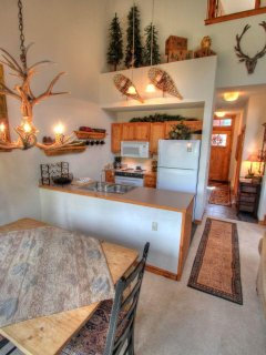 Kitchen - A chef's dream, this large kitchen has every amenity you'll need to cook a hearty feast after a fun day of...
