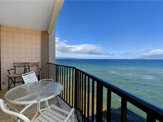 Direct Ocean Front Studio w/Best Price at Valley Isle Resort  #1206