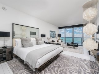 3/3 Full Ocean Private Residence at W South Beach, Miami Beach