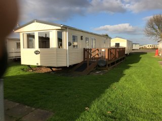 wheelchair accessible caravan, Ingoldmells