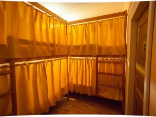 "Bed in 4-bed room ""Dreamcatcher"", Vladivostok"
