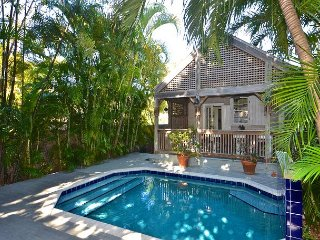 Bahama Dreaming - Perfect Vacation Home W/ Pool & Parking. Steps to Duval St, Cayo Hueso (Key West)