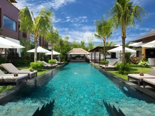 Brand New Prestigious Luxury 10 Bedroom Villa, Seminyak