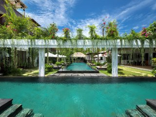Brand New Prestigious Luxury 10 Bedroom Villa, Seminyak