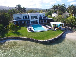 Dreamtime by the Sea, Montego Bay 7BR
