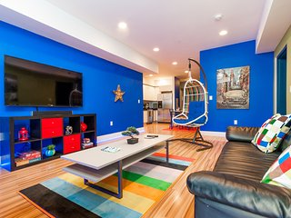 AMAZING NEW PENTHOUSE-10 MIN TO TIMES SQ 2BR