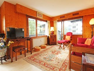 Le Brevent apartment, Chamonix