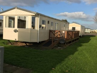 wheelchair accessible caravan purpose built, Ingoldmells