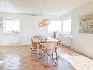 Havenzicht, een prachtig appartement met schitterend dakterras, Hemelum