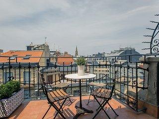 BELLE EPOQUE apartment - PEOPLE RENTALS