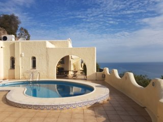 Pinosierra - a stunning Villa on Indalo Mountain,  with fantastic sea views