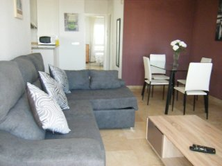 2 Bed, 2 Bath Las Violetas Ground Floor Apartment 4 minute walk from Villamartin