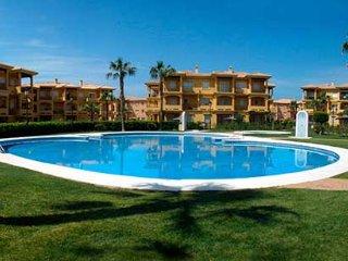 Apartamento con aire en Chiclana, Costa Gadir Yc_AI, Novo Sancti Petri