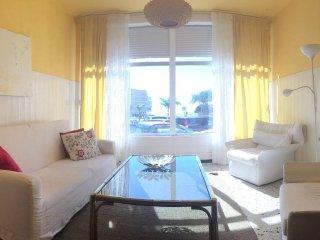 Apartamento de ensueño con vistas al mar
