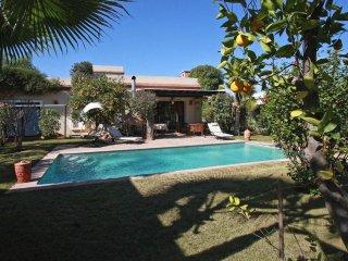 (107) SUPERBE  VILLA  AVEC  PISCINE  PRIVEE, Agadir