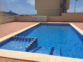 AL02 3 bed Duplex El Alamillo, Sea Views, Walking distance to beach & amenities