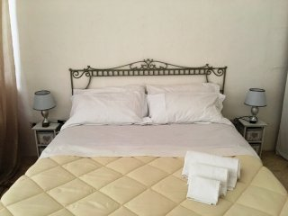 Matino, Apulia a big house for rent , with terrace