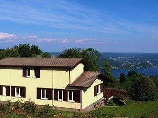 Gardenpark Soleil Villa vista Lago Maggiore