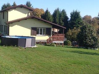 Gardenpark Soleil  Nebbiuno  Lago Maggiore Villa 6 camere